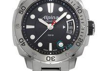 Alpina Watches / Δείτε όλη τη νέα συλλογή ρολογιών ALPINA