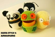Crochet - Amigurumi / Amigurumi