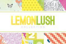 Lemon Lush - Winter 2014 Release / by Studio_Calico