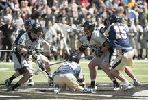 Army-Navy Lacrosse (2014) / Army defeated Navy 14-7 at Michie Stadium on Saturday, April 12 in the 93rd lacrosse game between the two service academies. / by #ArmyNavy Game