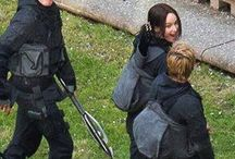 The Hunger Games / This is just the trilogy of my life. The trilogy that i pointed out was alredy a teenager