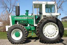 Oliver Traktör / İş Makinaları