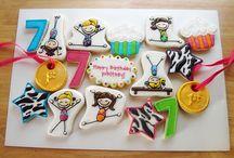 sports cookies