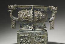 antichi bronzi cinesi