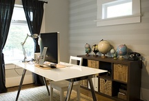 HOME OFFICE / by Jessica Wood