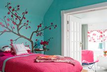 Kids rooms / by Lorie Adams