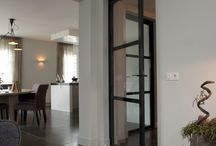 binnendeur woonkamer