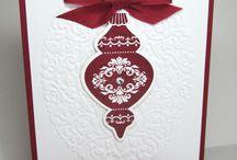 Christmas card inspiration / by Hazel Spencer