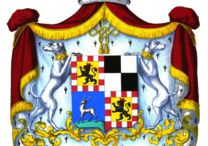Almanach de Saxe Gotha - Principality of Hohenzollern-Hechingen - House of Hohenzollern / Hohenzollern-Hechingen was a county and principality in southwestern Germany. Its rulers belonged to a branch of the senior Swabian branch of the Hohenzollern dynasty. The County of Hohenzollern-Hechingen was created in 1576, upon the partition of the County of Hohenzollern, a fief of the Holy Roman Empire. When the last count of Hohenzollern, Charles I of Hohenzollern (1512-1579) died, the territory was to be divided up between his three sons. http://www.almanachdegotha.org/id16.html