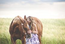 Horse Shoot / by McClain Diller