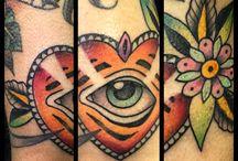 Tattoo 2015 / Tatuaggi by Giovanni Bonaschi