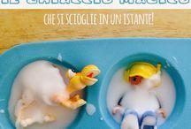 Esperimenti per bambini / Esperimenti scientifici