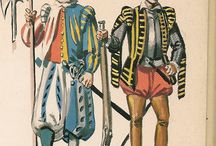 Officers spain 16 th century