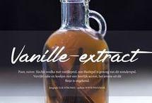 Extracten/drankjes