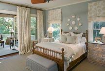 Slumber Time, Bedrooms for Sweet Dreams / by Katherine Lipton