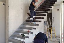 stair condtruction