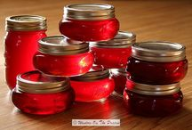jelly and jam / by Pat Tobias