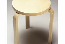 Stools, Benches & Side Tables / by Rosanna Paul