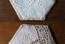 lace hexigons
