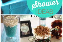 Baby Shower Party Idea For Boys