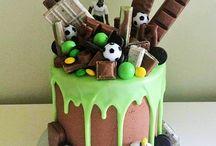torta fotbal
