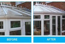 Conservatory Cleaning service