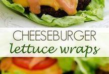 Healthy meal idea's
