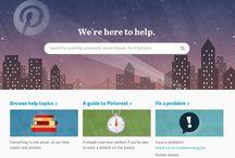 Website EQUALS / Moodboard de referências