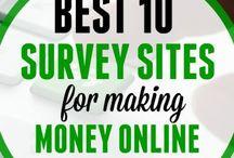 Surveys to win money