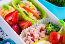 Matpakker til mine tre kjære barn ♡♡♡
