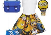 Minion outfits
