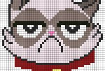 Perler Meme & Emojis