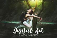 digitál art