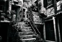 abandoned place / by Mamba Black