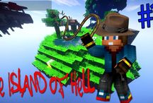 The Island of Hell - Minecraft