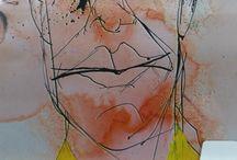 Kunst ohne Pöbel / Eine Collage meiner besuchten Ausstellungen.