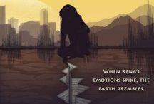 Edge of Truth / My debut novel (YA Dystopian)