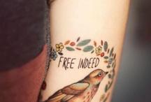 Tattoo Inspiration / by Melanie Bradley