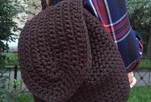 Crochet - Bolsas