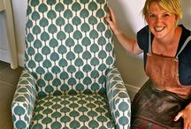 Chair upholstery ideas