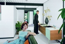 MOUTHWATERINGLY MID CENTURY MODERN / by Obsessilicious