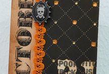 CardMaking - Halloween