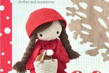 Isabelle Kessedjian / My Crochet Doll - My Crochet Animals - My own creations and others