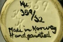 Scandinavian Marks / Scandinavian pottery marks