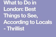 Best places in London