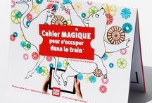 Cahiers Magiques !