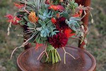 Wedding shoot - bouquet inspiration