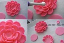 flower multi round petal
