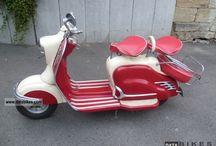 NSU scooter