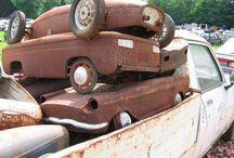 pedalcar barnfind